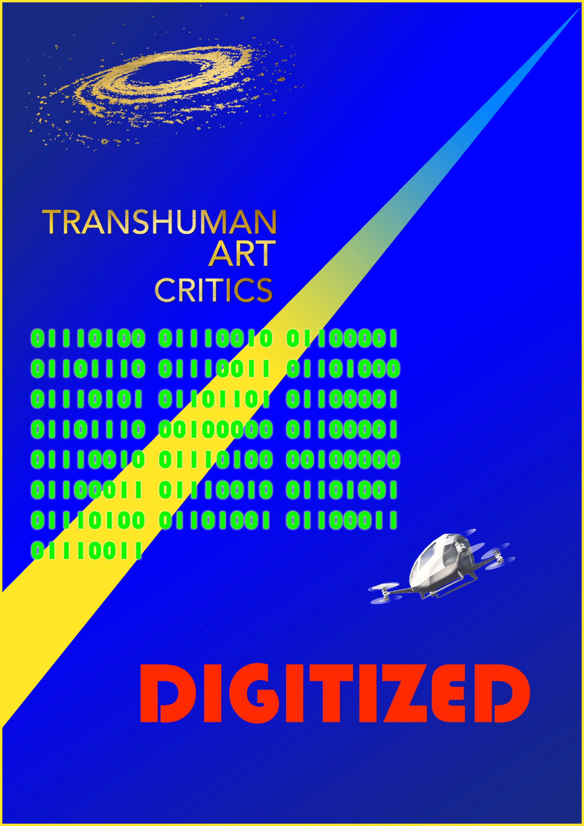 TRANSHUMAN ART CRITICS EDITIONS